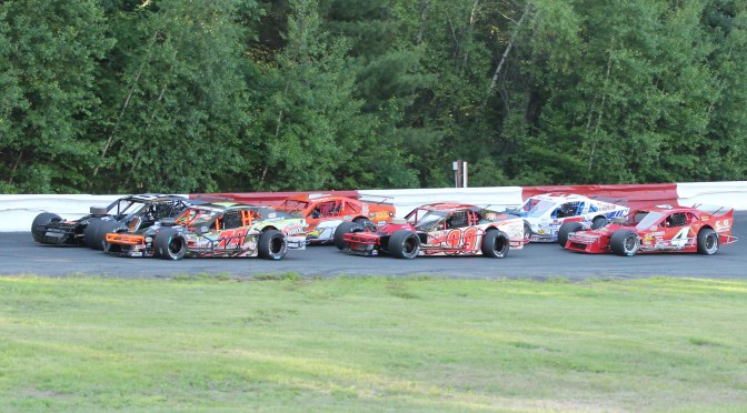 Monadnock Speedway Northeast Race Cars Tri-Track Open Modified Series  Race One