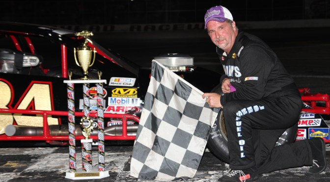 JOHN FORTIN IN THE RIGHT PLACE AT THE RIGHT TIME FOR RIVERHEAD BALDWIN, EVANS & JARZOMBEK 77 VICTORY