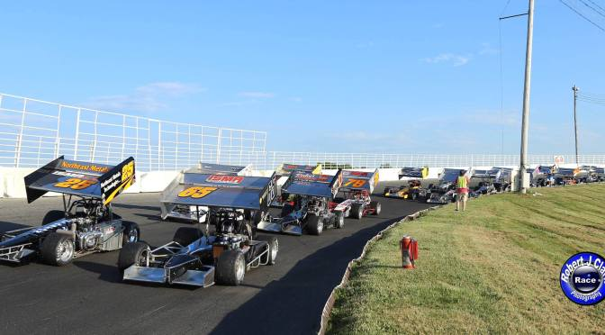 ISMA Supermodifieds Return Saturday for King of Wings VIII Battle Royale