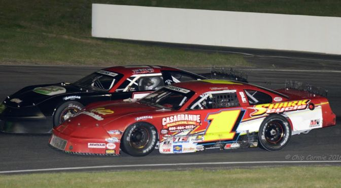 Casagrande Sitting Second In Points Through Five GSPSS Races