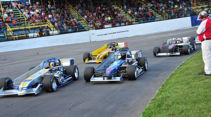 SPEED SPORT, MAVTV Cameras to Roll on Oswego Speedway's 30th $10,000 Mr. Novelis Supermodified on Saturday