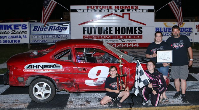 Jr. Enduro returns for round two this Saturday at Mahoning Valley Speedway