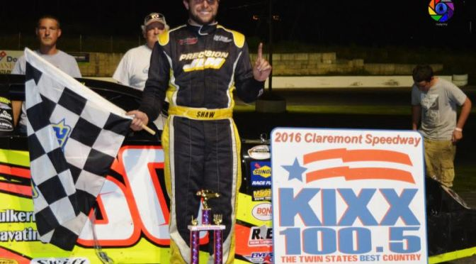 Barry Gray and D.J. Shaw To Decide GSPSS Championship at New London-Waterford Speedbowl