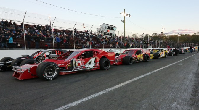 TRI-TRACK OPEN MODIFIED SERIES RELEASES 2017 SCHEDULE