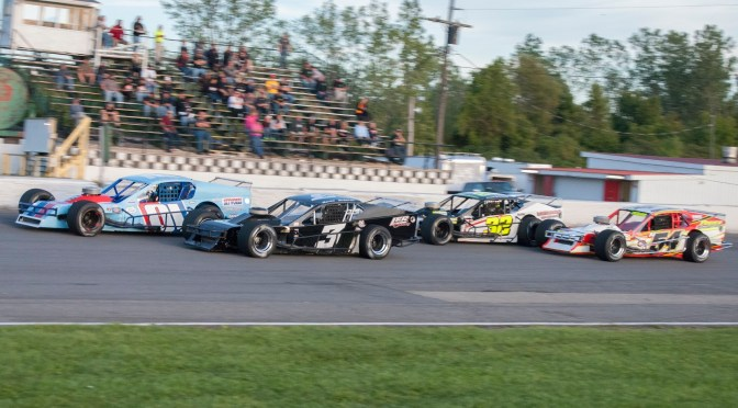 Opening Race of Champions Modified Event at Lancaster Pays Tribute to Fans