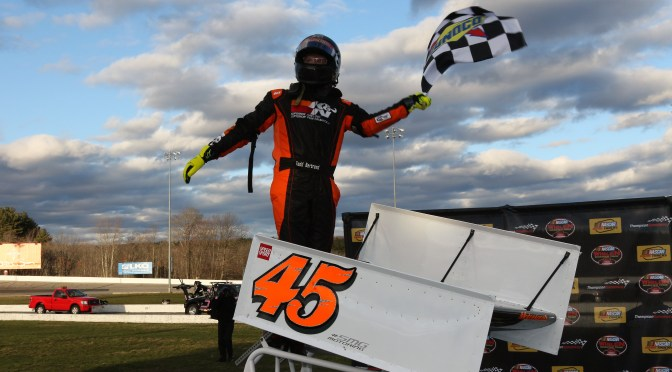 Todd Bertrand Set to Defend Icebreaker Victory at Thompson 125, presented by Whelen
