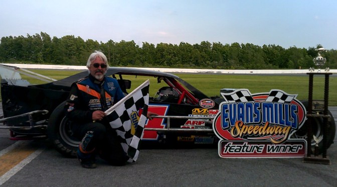 LaFAVE LEADS LONG LIST OF FIRST-TIME WINNERS AT EVANS MILLS