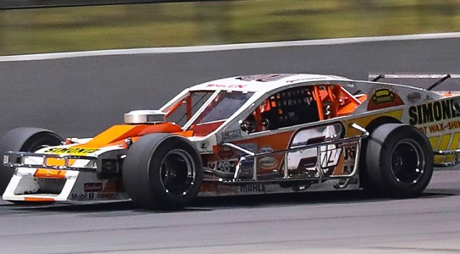 Preece Continues To Roll At Stafford
