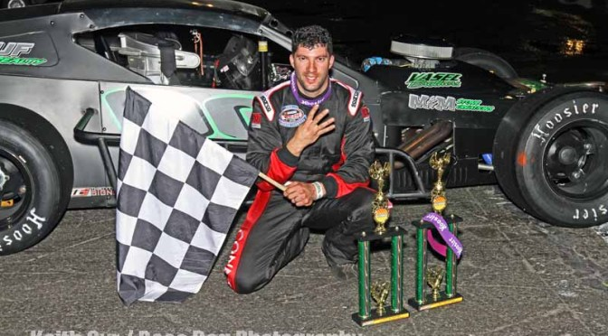Rocco Continues To Roll Along At The Speedbowl