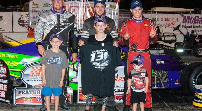 ANDY JANKOWIAK LEADS WIRE-TO-WIRE FOR U.S. OPEN 125 VICTORY