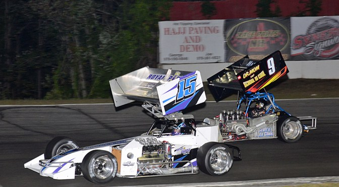 Dave Shullick, Michael Muldoon Claim Triple Crown Championships; Muldoon Nets $10,000 in Same Car Effort