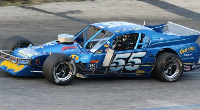 REED WINS FEATURE; BLEWETT WINS WALL MODIFIED TITLE SATURDAY