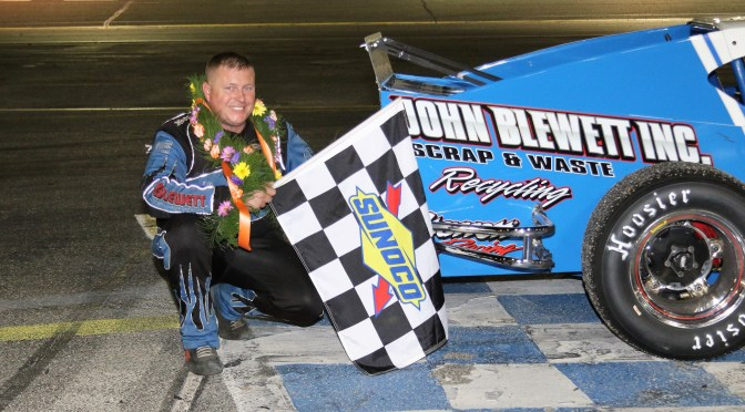 Wall Stadium Turkey Derby Day 2 Dominated By Showtime Jimmy Blewett