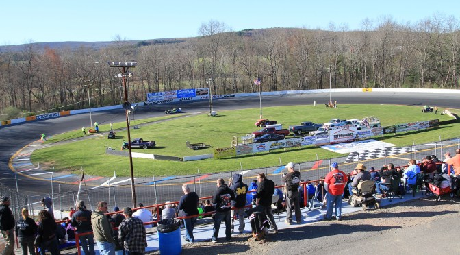 Mahoning Valley Speedway 2018 Opener set for April 7
