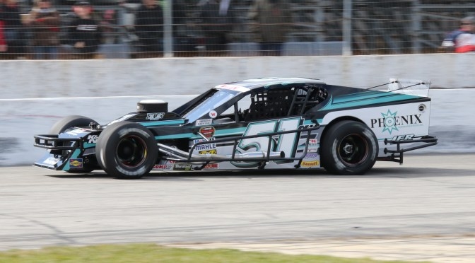 PIT BOX: Justin Bonsignore Looks To Continue Sizzling Start