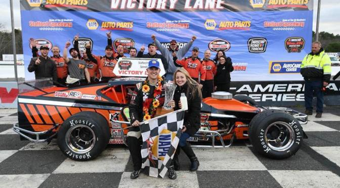Ryan Preece Wins Second Straight Stafford Spring Sizzler
