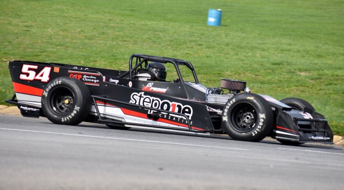 Proud Shows Speed at Evans Mills, Team Sets Sights on Oswego Practice May 19