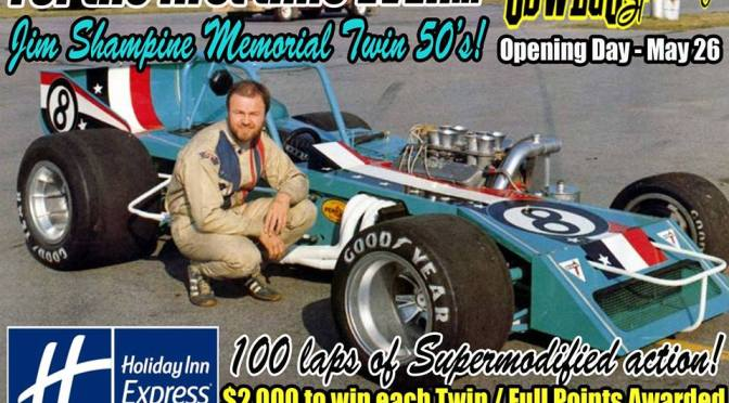 Holiday Inn Express & Suites Presents Oswego Speedway's 68th Annual Opening Day this Saturday, May 26