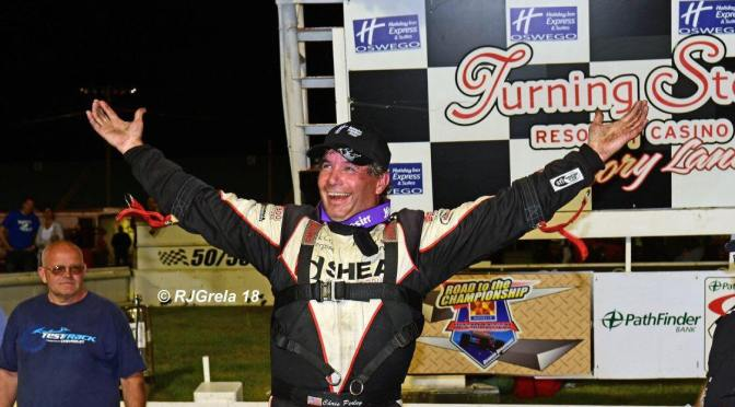 Perley Shocks Oswego with First Career Non-Wing Victory in Shampine Memorial