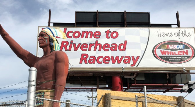 RIVERHEAD RACEWAY ISLIP 300 FALLS TO RAIN SATURDAY, RESCHEDULED FOR JUNE 16TH