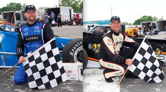 Shampine Memorial Victors Shullick, Perley Face Off in ISMA Action This Weekend