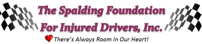 SPALDING FOUNDATION FOR INJURED DRIVERS AND RACE OF CHAMPIONS TO PARTNER