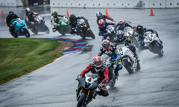 Round Two: The Loudon Road Race Series Continues