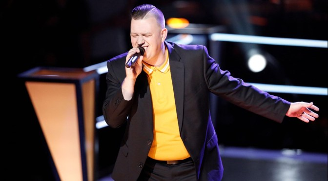 NBC's 'The Voice' Competitor Gary Carpentier to Hold Meet and Greet, Perform National Anthems this Saturday at Oswego Speedway