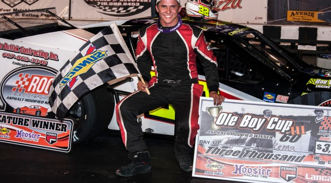 RACE OF CHAMPIONS ASPHALT MODIFIED SERIES TO REACH MILESTONE EVENT AT  LANCASTER NATIONAL SPEEDWAY ON THURSDAY, JUNE 28