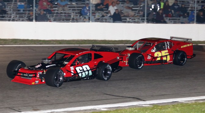 TRI-TRACK OPEN MODIFIED SERIES SET FOR SBM 125 AT WEBBER'S STAR SPEEDWAY ON JULY 28