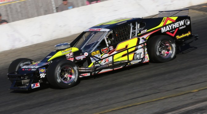 Doug Coby Finds His Way Back To Victory Lane at Stafford