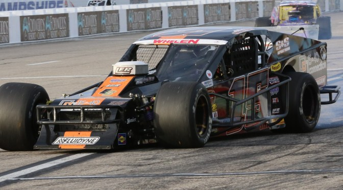 Chase Dowling Avoids Chaos To Score Musket 250 At NHMS