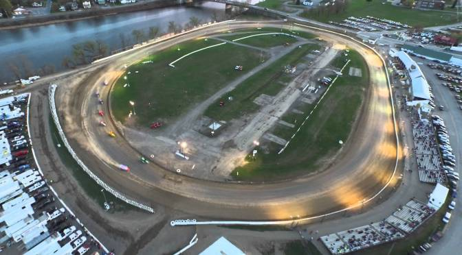 BD Motorsports Media LLC Signs Three-Year Agreement For Operation Of Fonda Speedway