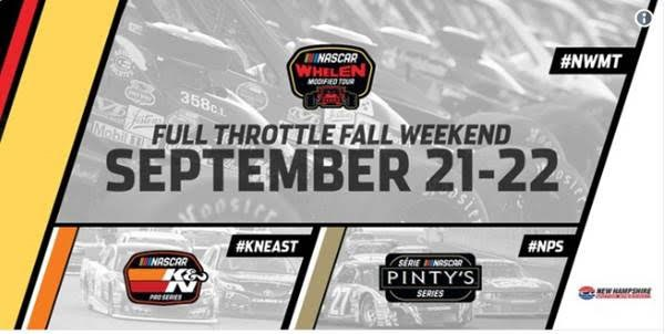 Tripleheader Takes New England Back To Its Racing Roots