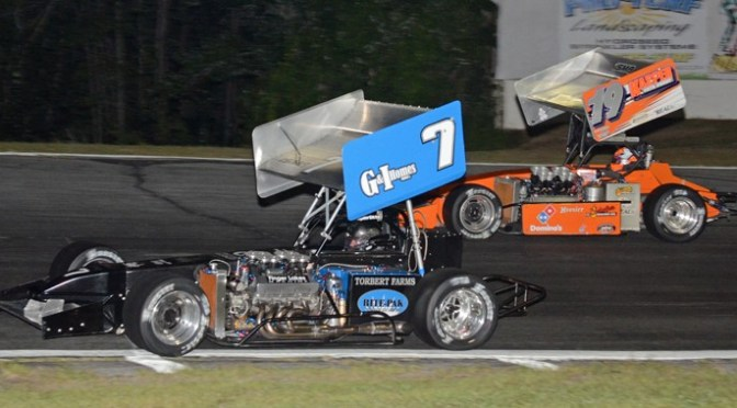 Sitterly, Barnes, Danzer, Connors, Thompson and More Joining ISMA Contingent at Thompson Speedway Motorsports Park This Weekend