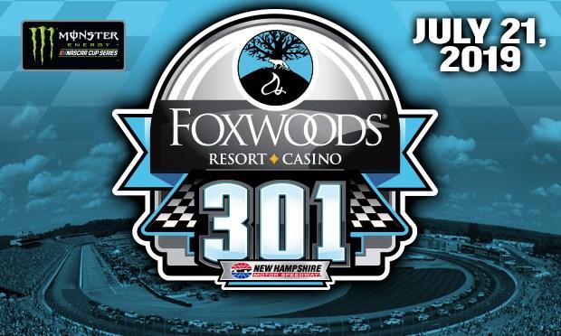 2019 Foxwoods Resort Casino 301 Has New Start Time