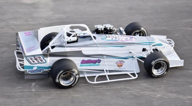 Mohawk Northeast Joins Syrell Racing Supermodified Effort at Oswego Speedway
