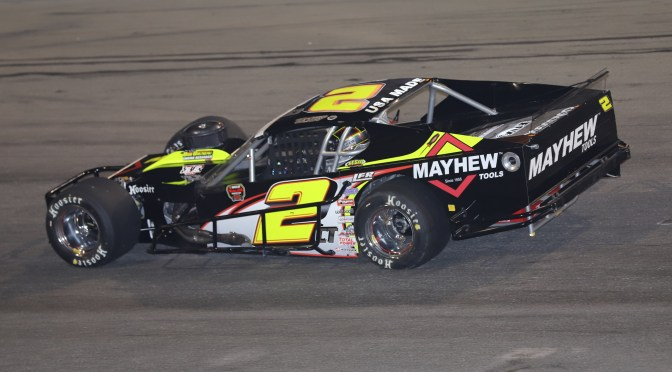 PIT BOX: Doug Coby On Top For Return To South Boston