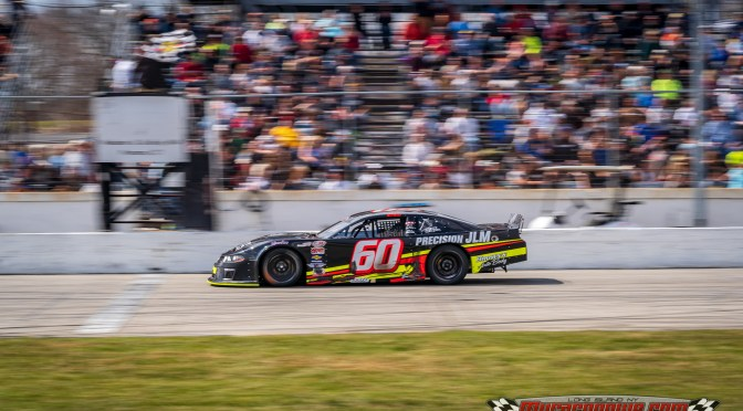 Shaw outduels Griffith in PASS North Opener at Thompson Speedway Motorsports Park