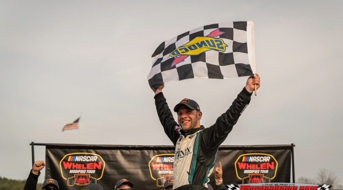 Justin Bonsignore Continues Dominance at Thompson