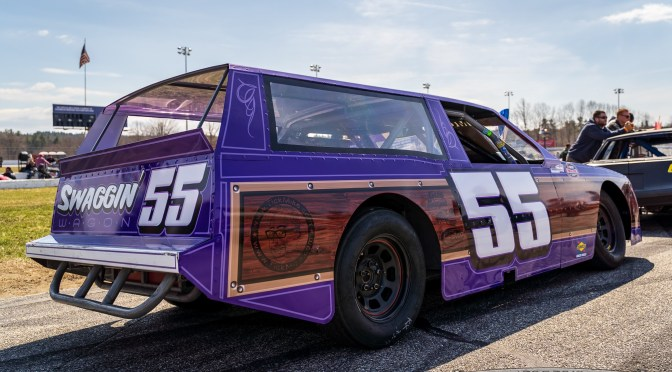 Monahan Earns First Win for Swaggin' Wagon in Limited Sportsman Long Distance Race