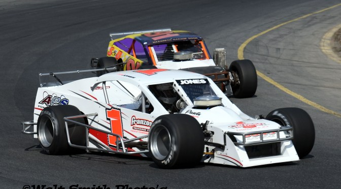 $2500-to-win Modified 75-lapper headlines Saturday action at Mahoning Valley Speedway