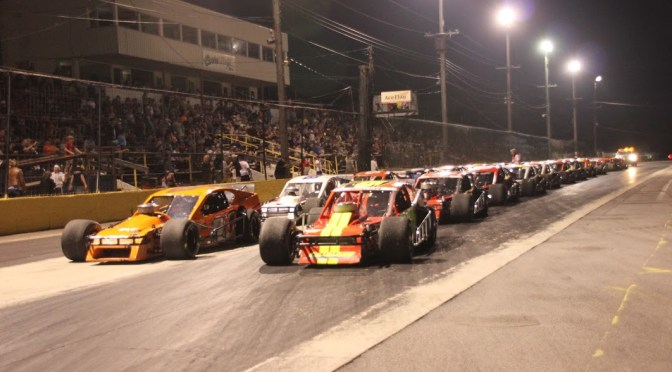 RACE OF CHAMPIONS PARTNERSHIP WITH NEW YORK RACEWAY INTERNATIONAL PARK HOME TO LANCASTER NATIONAL SPEEDWAY SUSPENDED