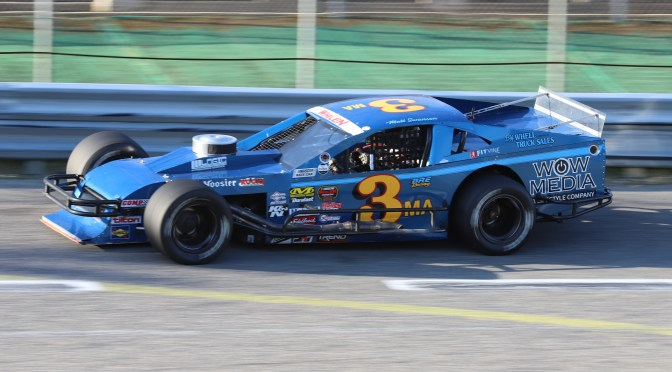 SWANSON SEEKS FIRST TTOMS WIN AT HOME TRACK