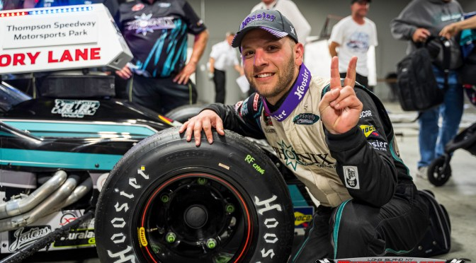Justin Bonsignore Aiming For Seven Straight NWMT Wins at Thompson