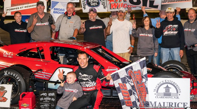 HIRSCHMAN DOMINATES IN TTOMS ACTION AT OPS DURING PRESTIGIOUS OXFORD 250 WEEKEND