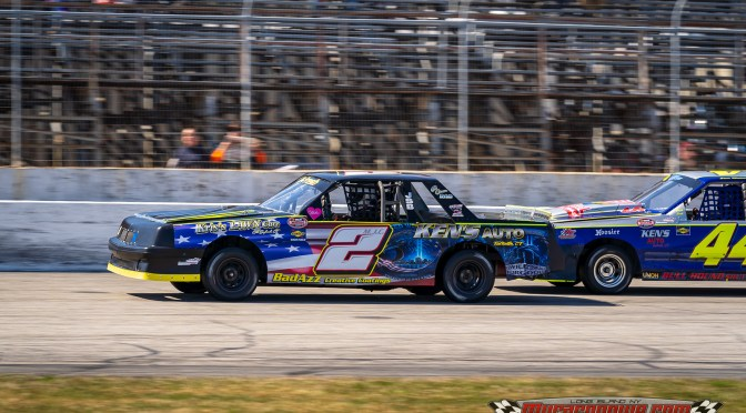 DOUG CURRY ON HOT STREAK AT THOMPSON SPEEDWAY MOTORSPORTS PARK