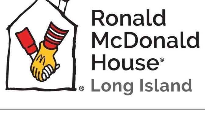 3V Racing Collecting Toys For Ronald McDonald House.