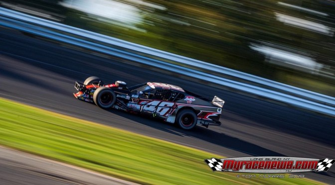 Craig Lutz Breaks Into Victory Lane in NAPA Fall Final at Stafford