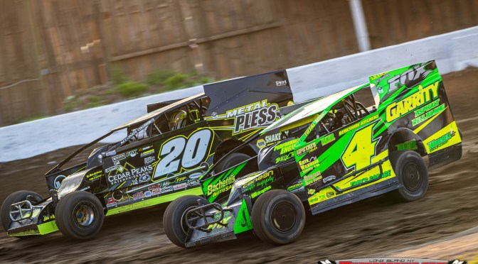 BRETT HEARN TAKES AIM AT 5TH FONDA 200 VICTORY SEPT. 26-28